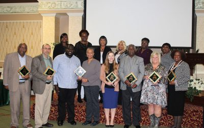 GREENBRIAR CELEBRATES VOLUNTEERS AND PARTNERS AT ANNUAL MEETING AND AWARDS CEREMONY