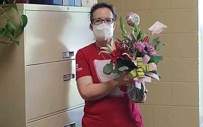 Happy Administrative Professionals' Day to our Stephanie Majors!
